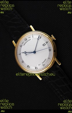 Breguet Classique 5177BA/15/9V6 Yellow Gold Watch with Roman Hour Markers