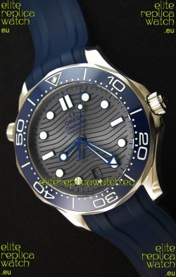 Omega Seamaster 300M Co-Axial Master Chronometer GREY Swiss 1:1 Mirror Replica Watch