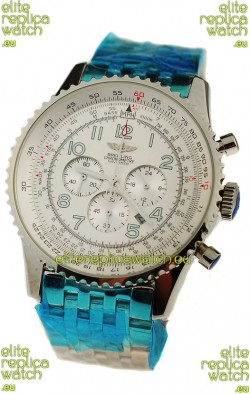 Breitling Navitimer Chronometre Japanese Watch in Arabic Hour Markers