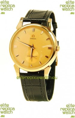 Omega Co-Axial Deville Japanese Replica Watch
