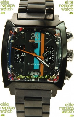 Tag Heuer Monaco Concept 24 Japanese PVD Watch