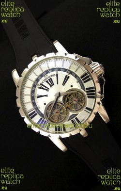 Roger Dubuis Chronoexcel Japanese Replica Automatic Watch