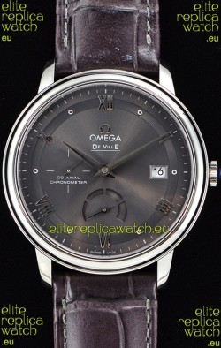 Omega Co-Axial Prestige Power Reserve Swiss Stainles Steel Watch