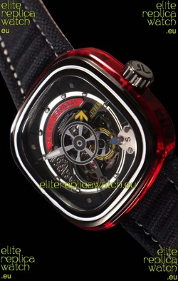 Seven Friday S SERIES with Original Miyota Movement - 1:1 Mirror Quality