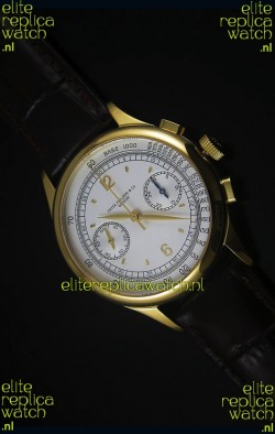 Patek Philippe Complications 5170G Swiss Replica Watch in Yellow Gold