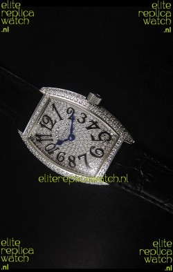 Franck Muller Master of Complications Ladies Watch in Stainless Steel Case