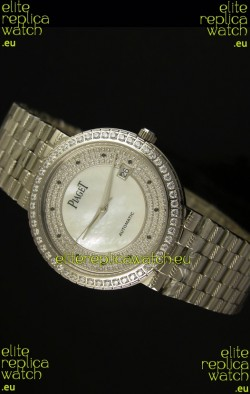 Piaget Altiplano Automatic Swiss Replica Watch in Stainless Steel