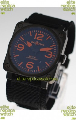 Bell and Ross BR01-92 Limited Edition Swiss Replica Watch