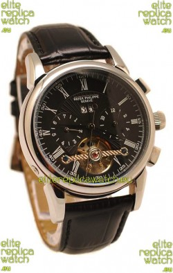 Patek Philippe Grand Complications Tourbillon Watch in Roman Hour Markers