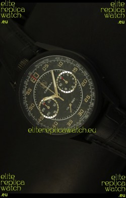 Tag Heuer Carrera 1887 Jack Heuer Edition - Carbon Dial Swiss Watch